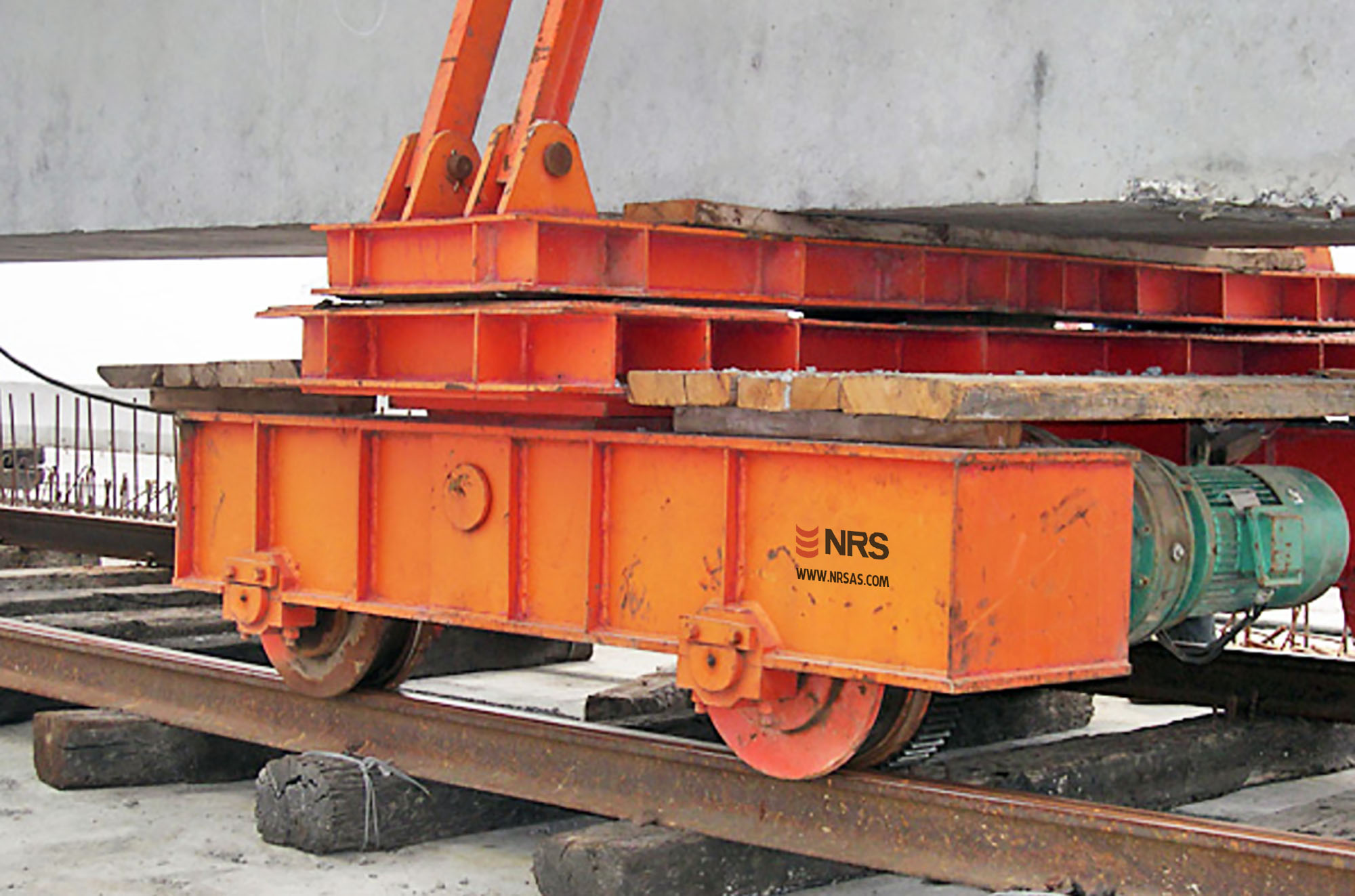 Beam Launchers Bl Beam Trolley Amp Other Related