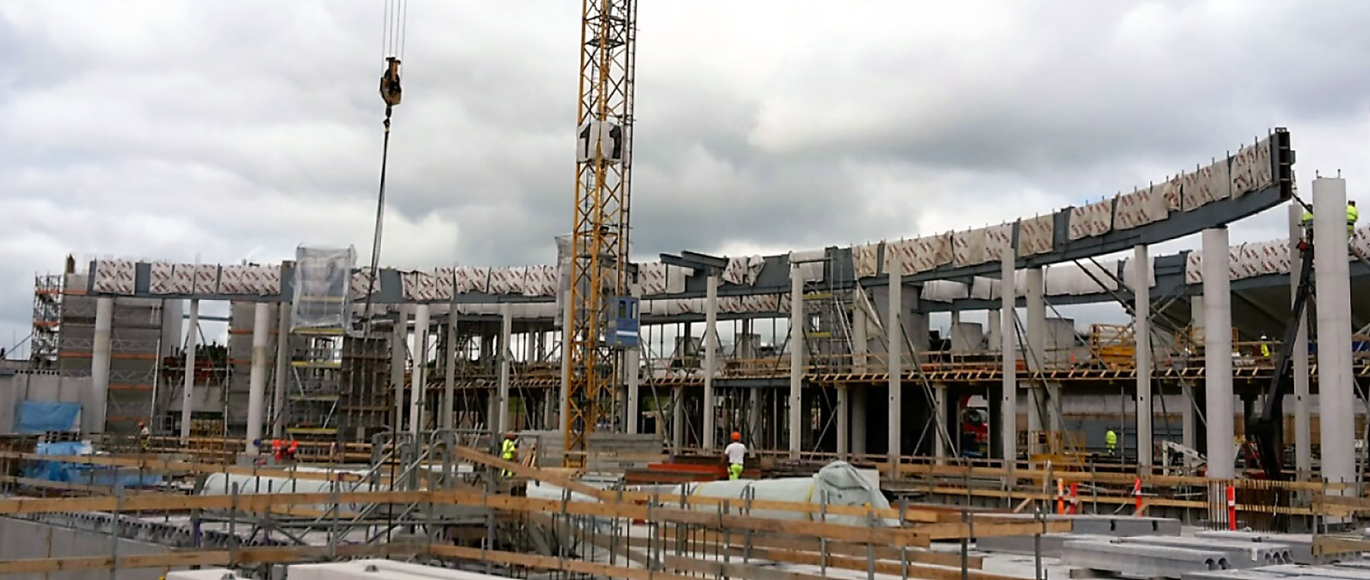 Steel Fabrication – NRS BRIDGE CONSTRUCTION EQUIPMENT